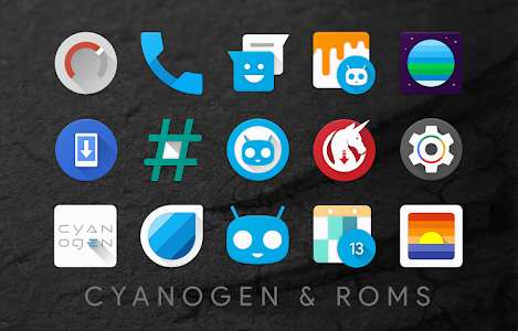 Perfect Icon Pack v1.21