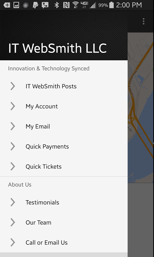 IT WebSmith LLC- screenshot