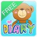 Teddy's Diary(Free) icon