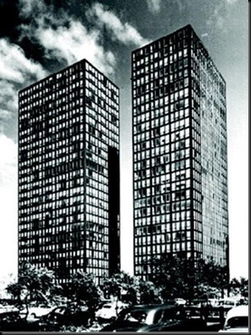 lake shore drive towers
