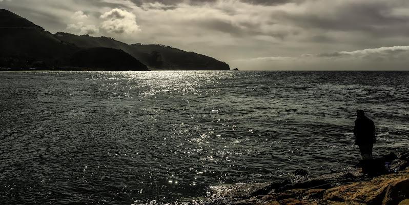 Il mare e il pescatore di DanteS