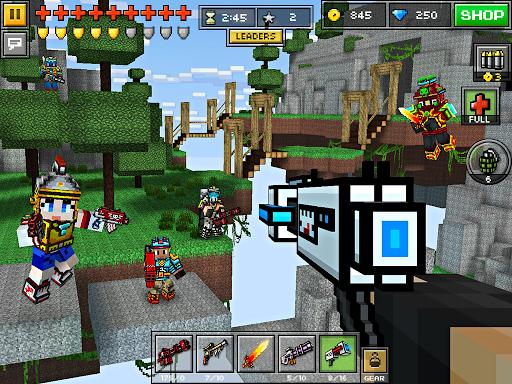 Pixel Gun 3D v9.4.2 (Mod Money/Exp)