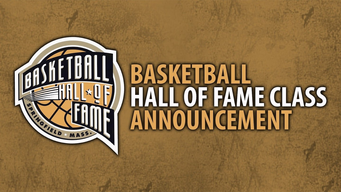 Watch Basketball Hall of Fame Class Announcement live