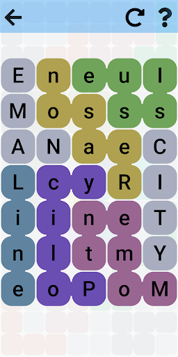 Find words. Endless fill words. Word search puzzle 1.1.3 screenshots 2