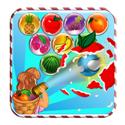 Jeu Bubble Shooter Fruit