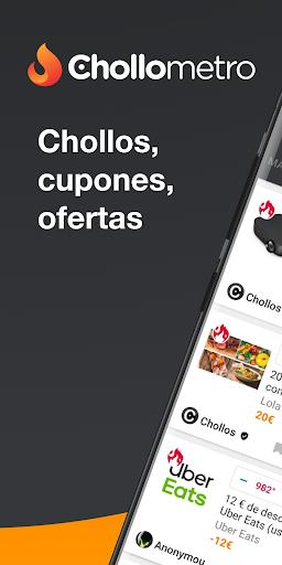 Chollometro u2013 Chollos, ofertas y cosas gratis screenshots 1