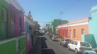 Photo: Bo Kaap neighborhood, Cape Town