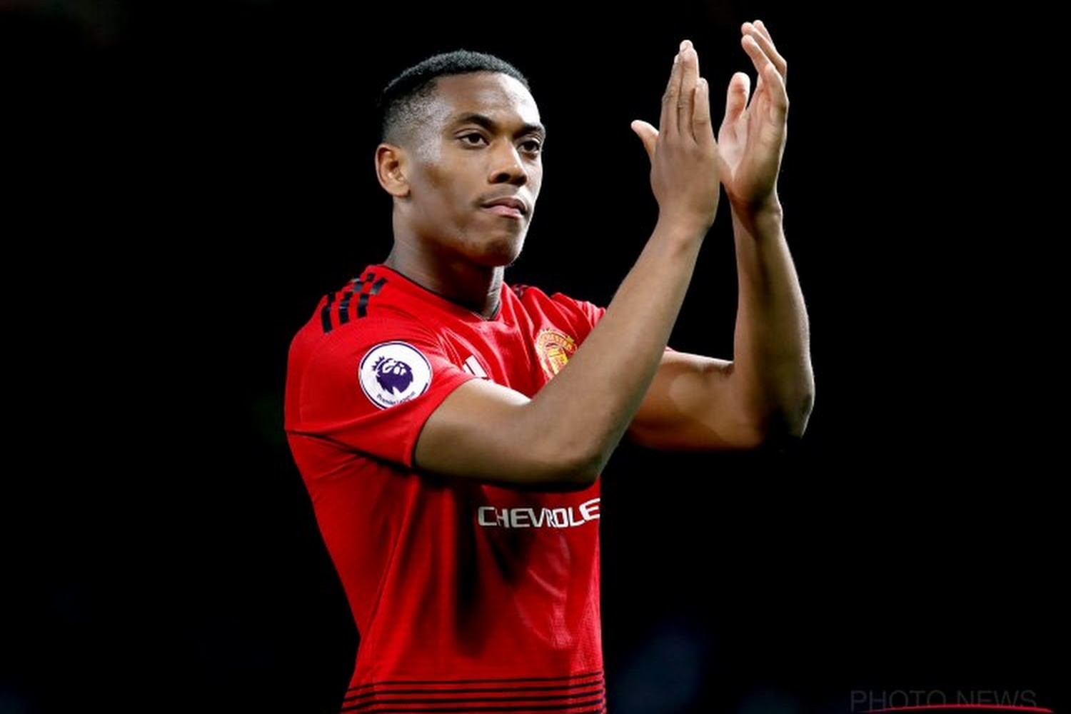 Manchester United pousse Anthony Martial vers la sortie - Walfoot.be