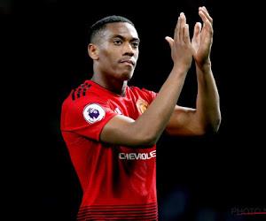Manchester United pousse Anthony Martial vers la sortie