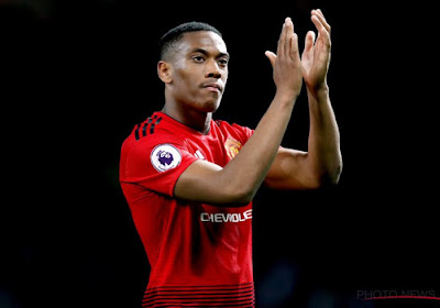 Anthony Martial efface Robin Van Persie des tablettes