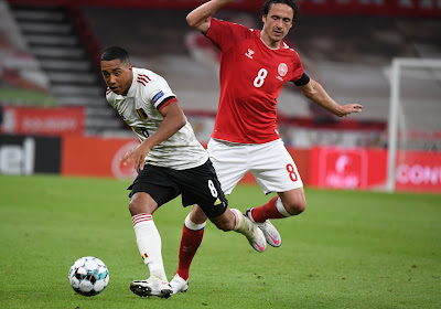 """Ambitie in elke competitie"": Youri Tielemans geloof in de Nations League met Rode Duivels"