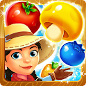 Harvest Mania - Match-3 Puzzle icon