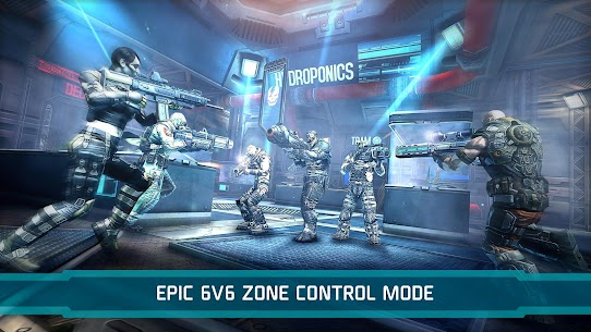 SHADOWGUN: DEADZONE 2.10.0 Mod APK (Unlimited) 2