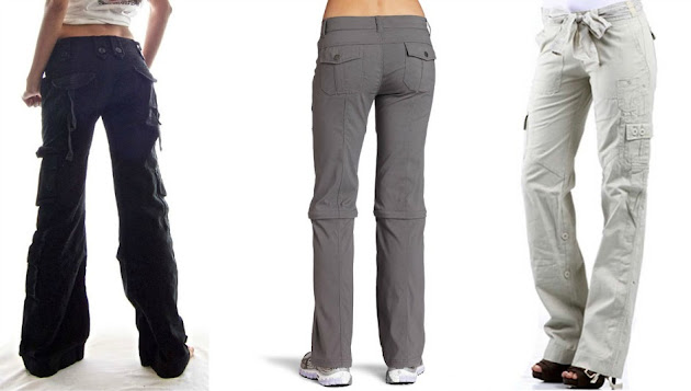 best womens cargo pants - Pi Pants