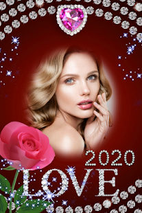 Download Valentine Photo Frame 2020 - Love Photo Frames For PC Windows and Mac apk screenshot 4
