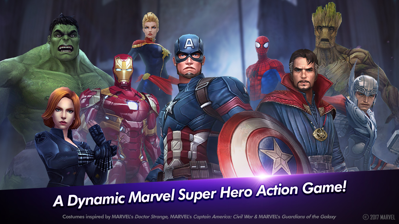 MARVEL Future Fight- screenshot