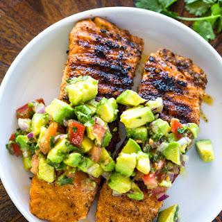 Low Carb Salmon Recipes.