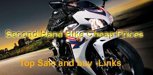 Old Bike Sale and Buy –Used Bike, Second Hand Bike - Apps on