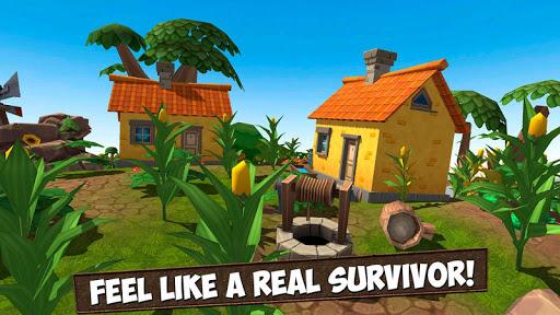 Island Survival Simulator 3D