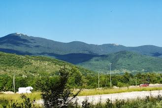 Photo: Widok na piękne góry