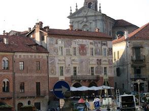 Photo: Mondovi Piazza