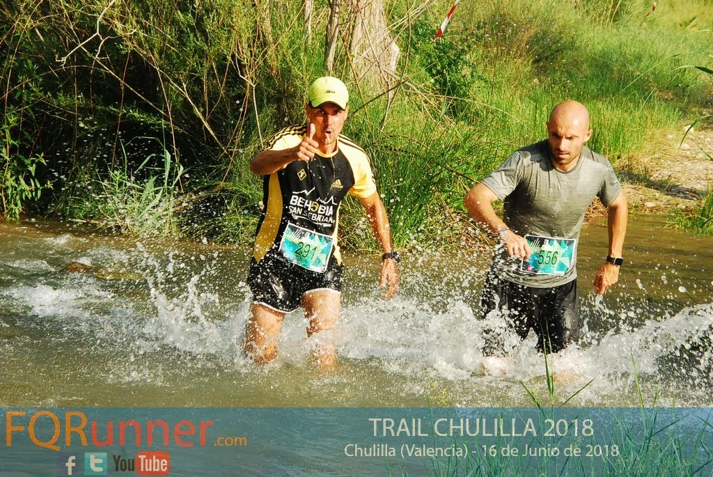 Fotos Trail Chulilla 2018