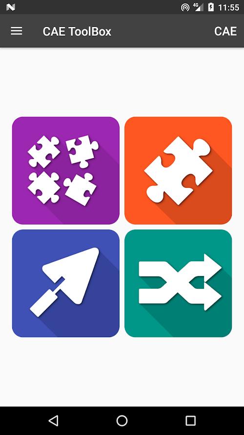 Screenshot 1 CAE ToolBox 1.9.3 APK PAID