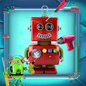 Crazy Robot Repair: Fixing & Repairing Game icon
