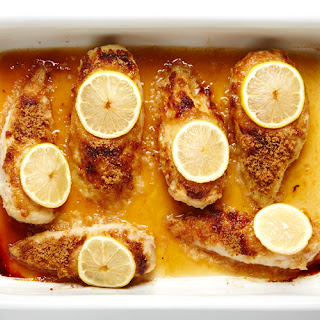 Mom's Lemon Chicken.