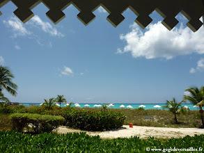 Photo: #014-La vue de notre chambre #365 au Club Med de Columbus Isle.