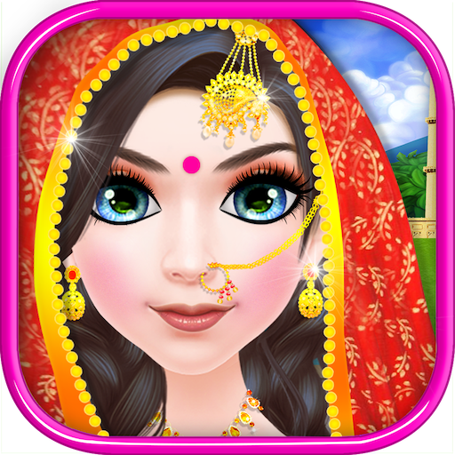 Indian Girl Makeup Salon (game)