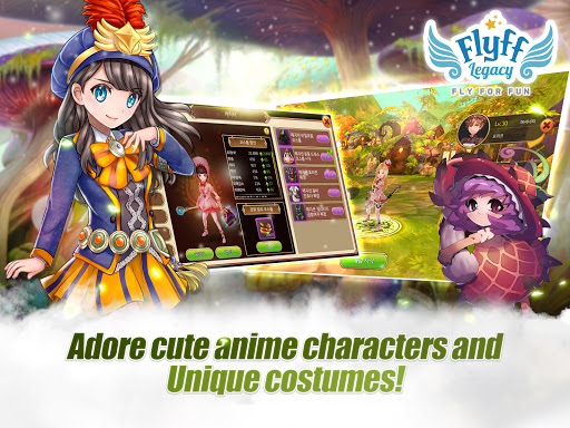 Flyff Legacy - Anime MMORPG 3.0.106 screenshots 4