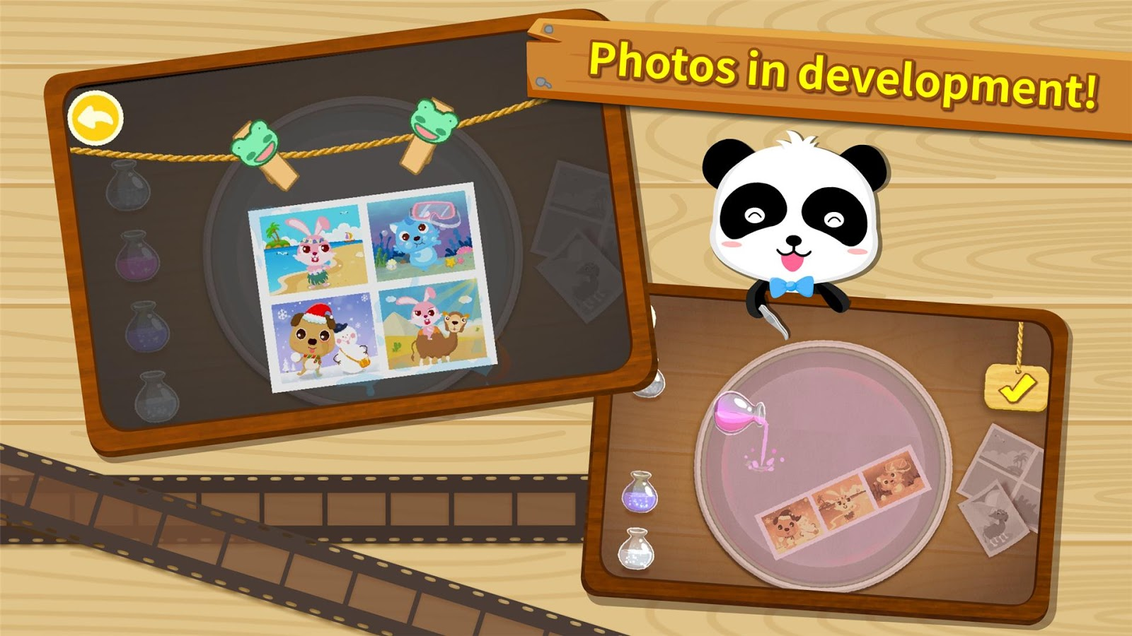 Little Panda's Photo Shop- screenshot