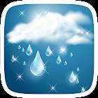 Drops Wolken Theme icon