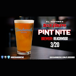 Pint Nite w/ Beachwood Brewing Co.