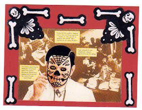 Photo: Wenchkin's Mail Art 366 - Day 218 - Card 218a