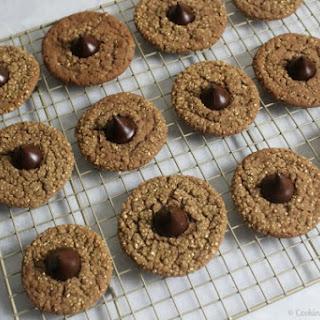 Chocolate Hazelnut Cookies for Cookie Week