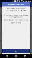 Screenshot of Canary Taxis