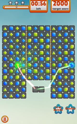 ジュエルクラッシュ -壮快無料3マッチパズルゲーム-