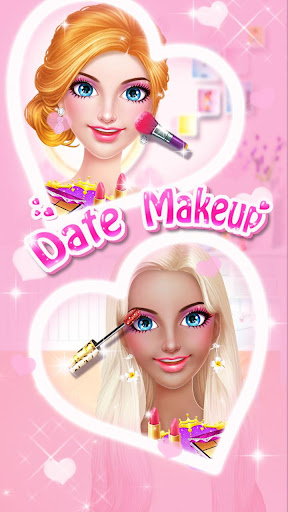 Date Makeup - Love Story  16