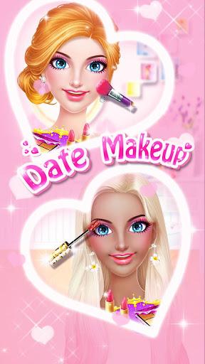 Date Makeup - Love Story  screenshots 16