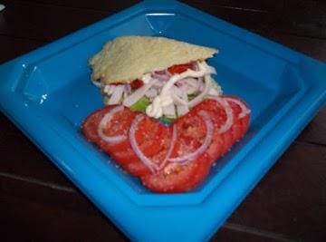 Parmesan Unbread Low Carb Sammie Recipe