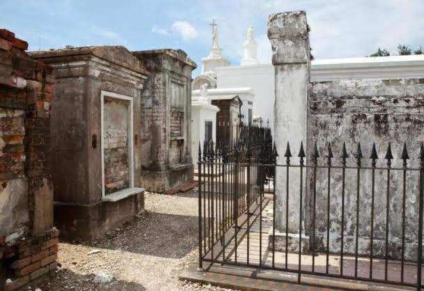 Cemitério de Saint Louis