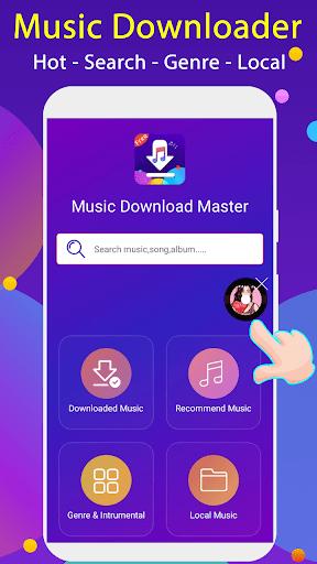 Free Music Downloader & Mp3 Music Download 1.0.7 5