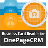 Free Business Card Reader for OnePage CRM
