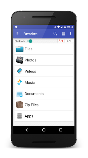 Bluetooth Files Share 7.6.8 screenshots 1