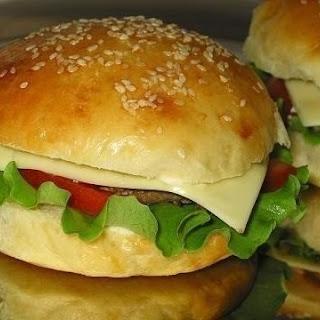 Hamburgers at Home Recipe