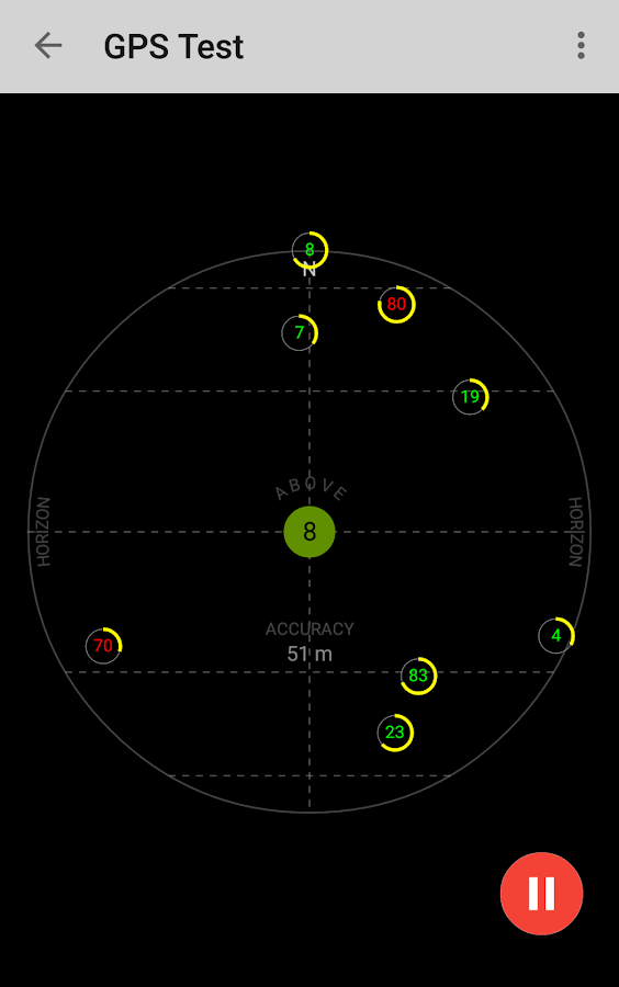 GPS KeepAlive- screenshot