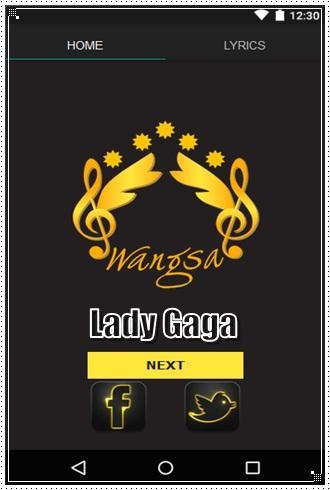 Wangsa : Lady Gaga