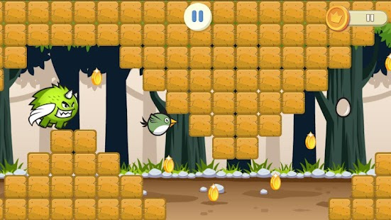 Flappy Wild Bird - náhled